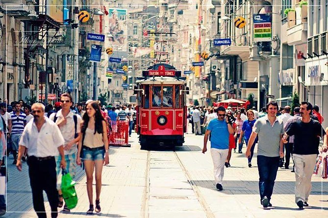 The Eclectic Istanbul - Private Tour with Bosphorus Cruise (regular ticket) photo 3
