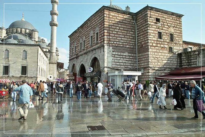The Eclectic Istanbul - Private Tour with Bosphorus Cruise (regular ticket) photo 16