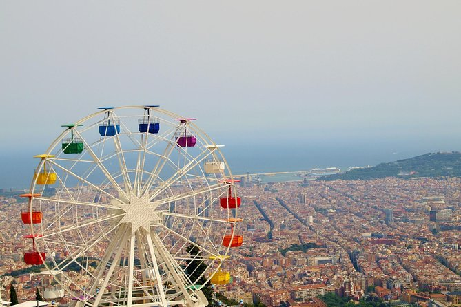 Paris, Munich, Venice, Florence, Rome & Barcelona in 14 days from Madrid,by bus