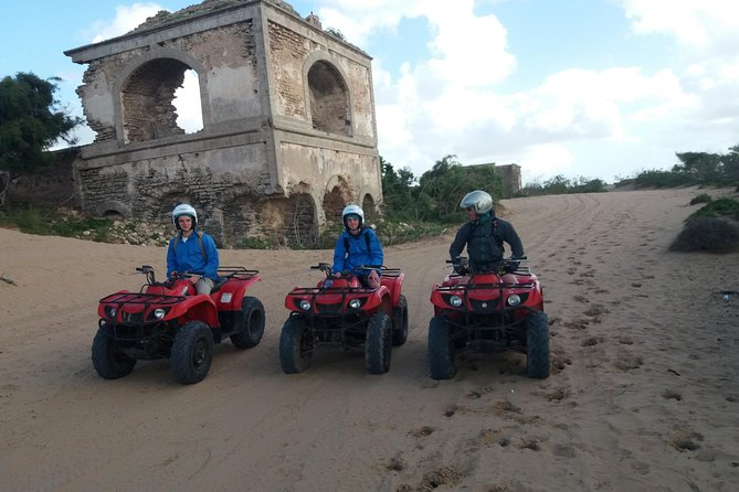 Essaouira: 4 hours ride and 30 minutes Quad with (picnic)