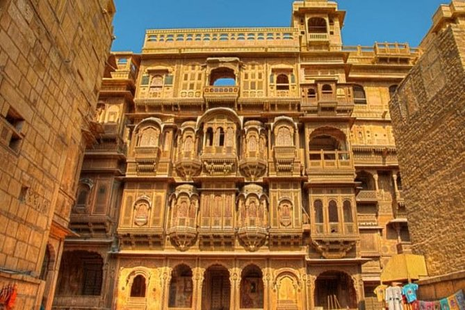 Private Transfer From Udaipur To Jaisalmer Via Ranakpur Jain Temple