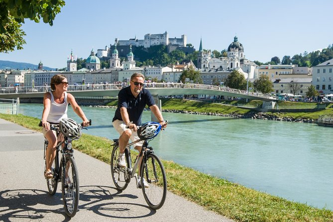 Salzburg Bike and the City Tour
