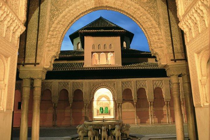 Alhambra Palace Och Generalife Gardens Dagstur Fran Almeria 2020