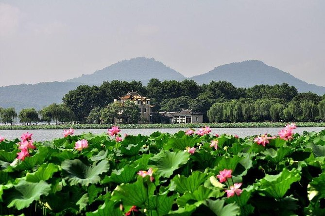 Flexible Hangzhou Private Day Tour from Nanjing by Bullet Train