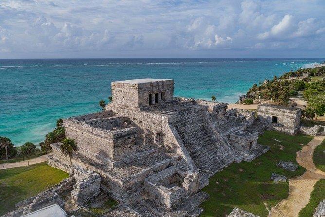 4x1 VIP Excursion - Tulum, Coba, Cenote and Playa del Carmen