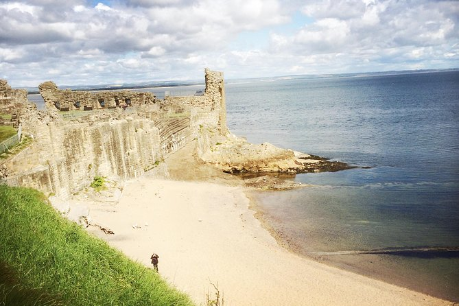 Private St Andrews and Kingdom of Fife Luxury Day Tour from Edinburgh