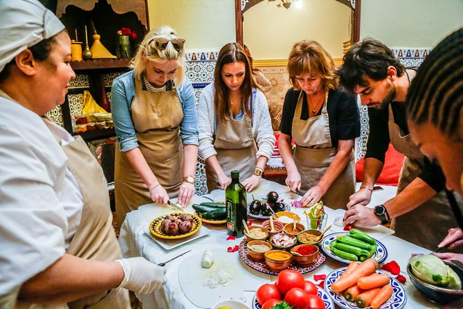Cooking class with local chef