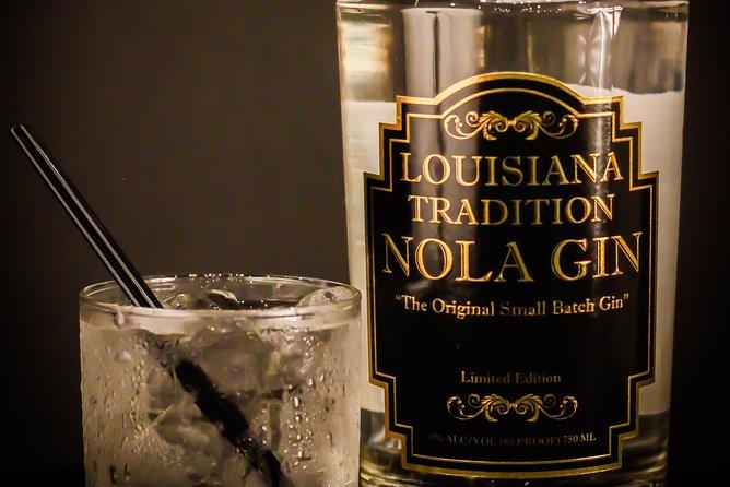 NOLA Distillery Tour