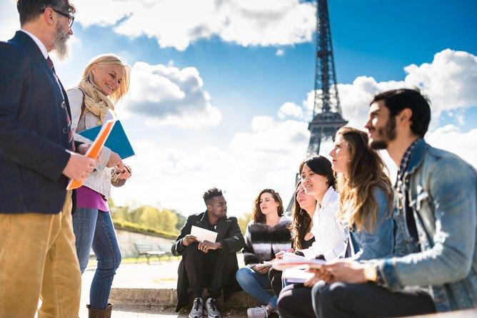 Salita Guidata sulla Torre Eiffel con Opzionale Accesso alla Vetta