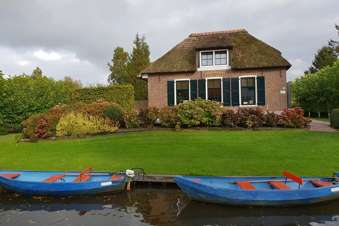 Giethoorn Small-Group Day Trip from Amsterdam
