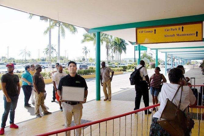 International Airport Belize City to San Ignacio