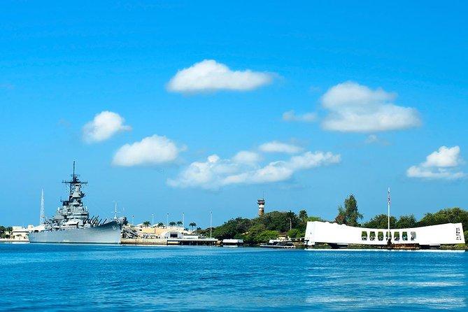 Pearl Harbor - Arizona Memorial & City Tour