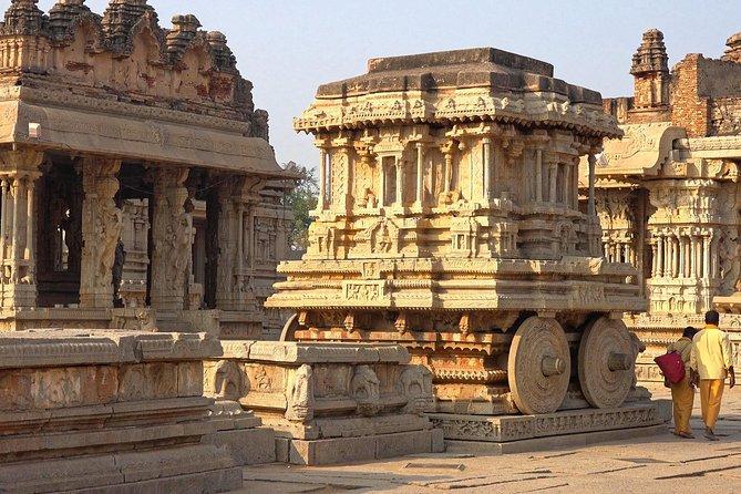 Hampi Magnificent Ruins From Goa