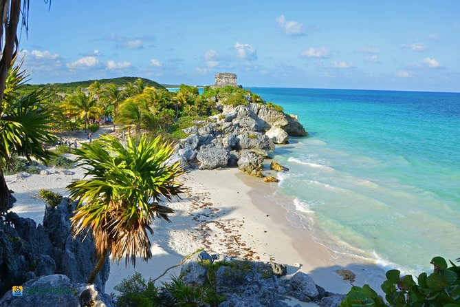 Trip to Tulum, Coba, Cenote and Playa del Carmen in one day for one price (4x1)