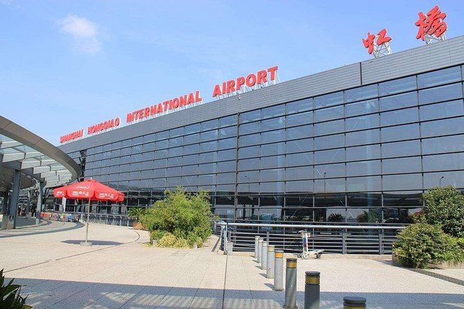 Shanghai Hongqiao Airport Private Departure Transfer in English Services