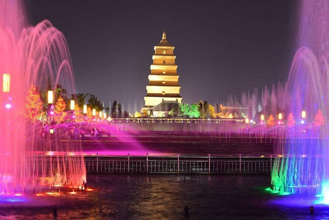 Guided Tour to Terracotta Warriors & Big Wild Goose Pagoda