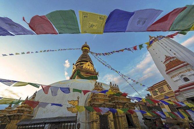 Explore Swayambhunath Stupa, Pashupatinath Temple and Bhaktapur Durbar Square