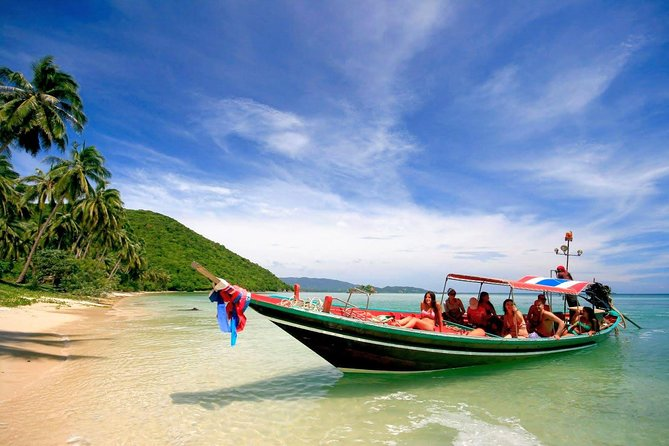 Mr. Man Half-Day Snorkeling & Sightseeing Tour to Koh Tan by Longtail Boat