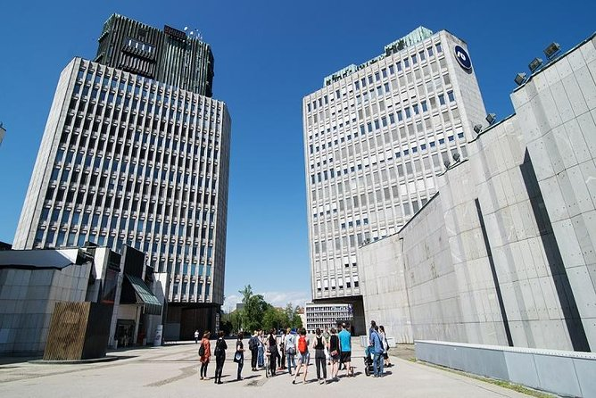Ljubljana Post-Communist Walking Tour -Small Group