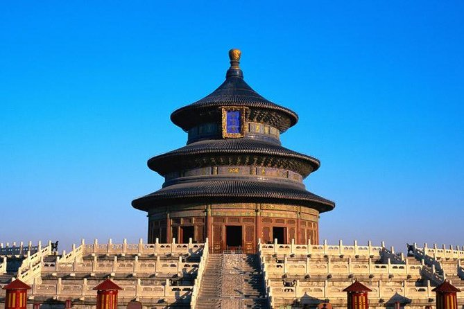 Beijing Private City Day Tour by Limo- Explore The Old Beijing Town