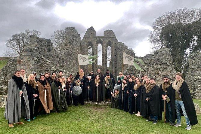 Game of Thrones® Winterfell Trek from Belfast
