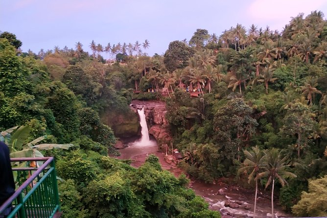 Triple bali waterfall, Mount Batur, Rice terraces day tour