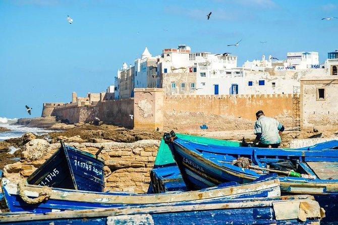 Essaouira Mogador day trip