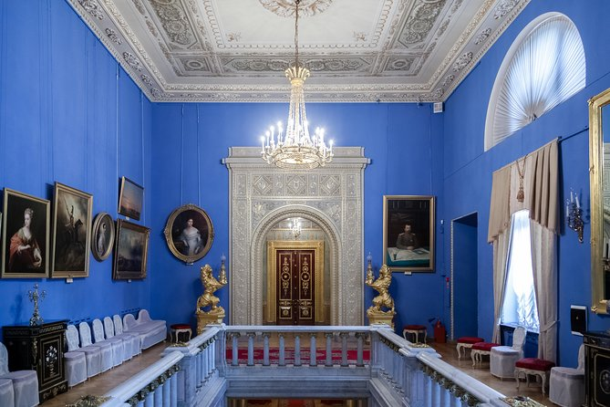 Private Tour of Hermitage Museum & Yusupov Palace in St Petersburg