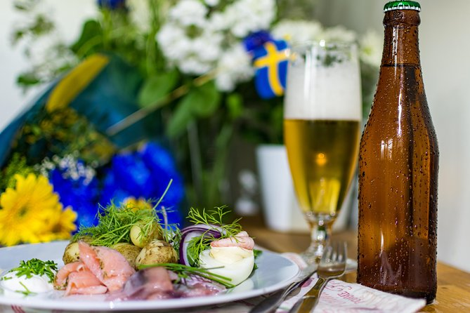 Gothenburg - Tasting of Swedish west coast food