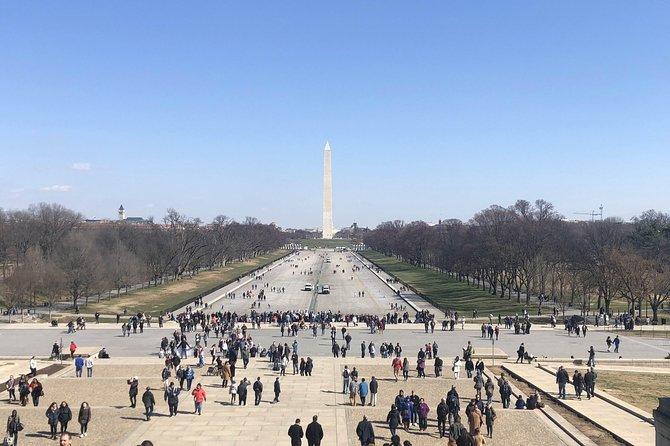 Washington D.C Small Groups Day Tour