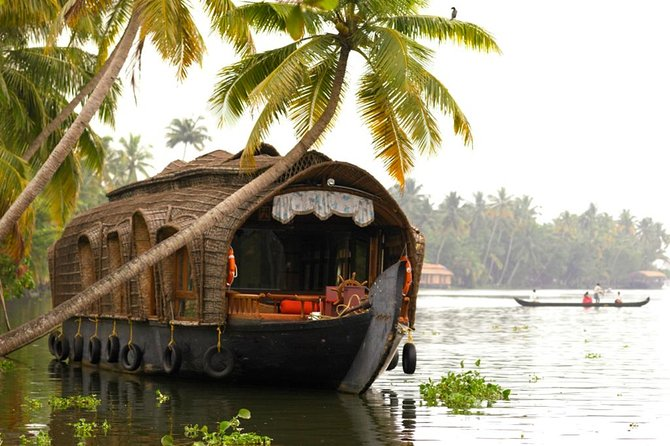 From Cochin Port: Backwater Cruise by Houseboat