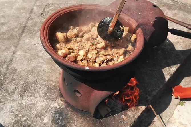 Cookery Demo og lunsj på Rathna Mills