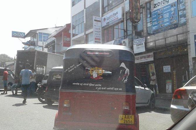 TUKTUK Tour in Kandy