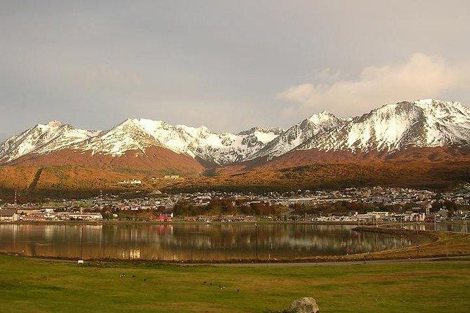 Ushuaia Shore excursion Nat. Park w/ City tour (Shared tour by van)