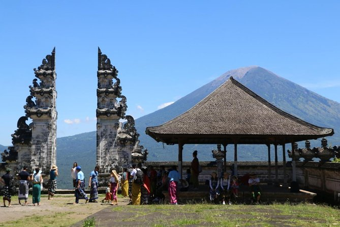 See The Gate Of Heaven At Lempuyang Temple In Bali Indonesia