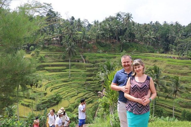 Ubud Full Day Tour including lunch
