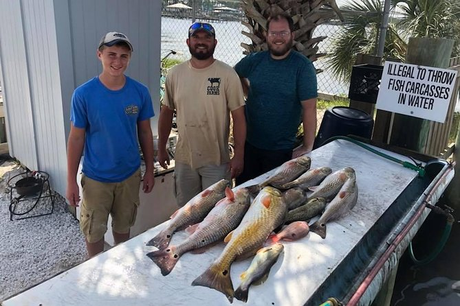 4-Hour Private In-Shore Fishing Charter from Orange Beach photo 21