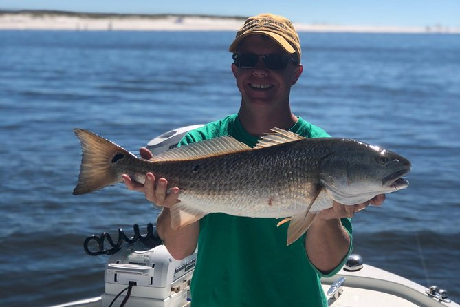 4-Hour Private In-Shore Fishing Charter from Orange Beach photo 22