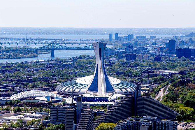 Olympic Park Tour & Observatory Tower Experience - Montreal Canada