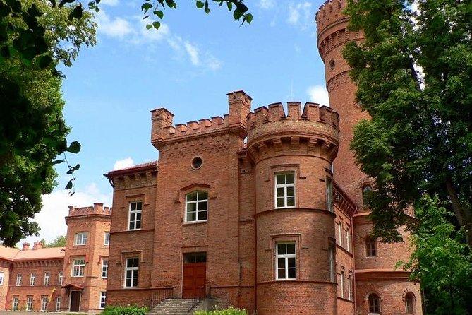Panemunes slott
