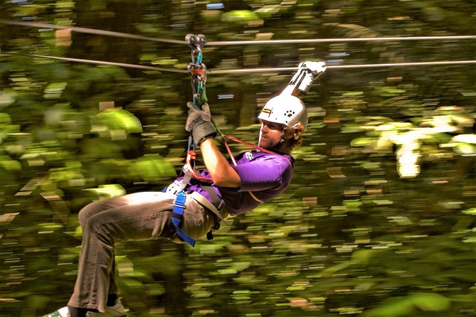 Montego Bay Shore Excursion: Zipline Adventure Plus City Highlights photo 6