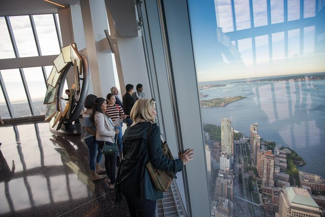 New York City One World Observatory, 911 Memorial Tour, The Oculus & More.