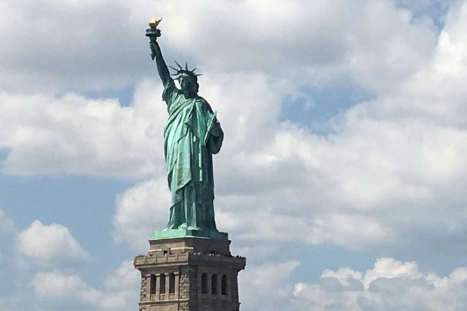 NYC Statue of Liberty Ticket with Pedestal Access and Tour