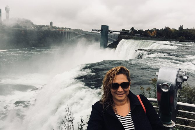 Niagara Falls USA Tour with Maid of the Mist Boat Ride Upgrade