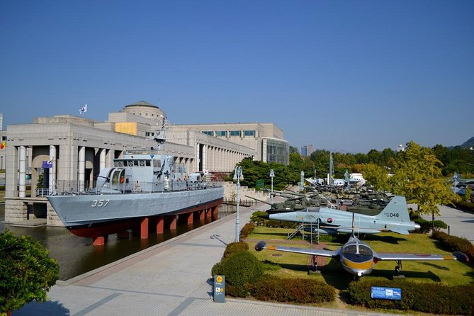 Full Day DMZ & The War Memorial of Korea Tour include Lunch