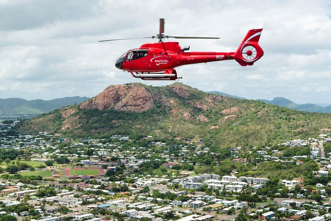 45-Minute Cape Cleveland Scenic Helicopter Flight from Townsville