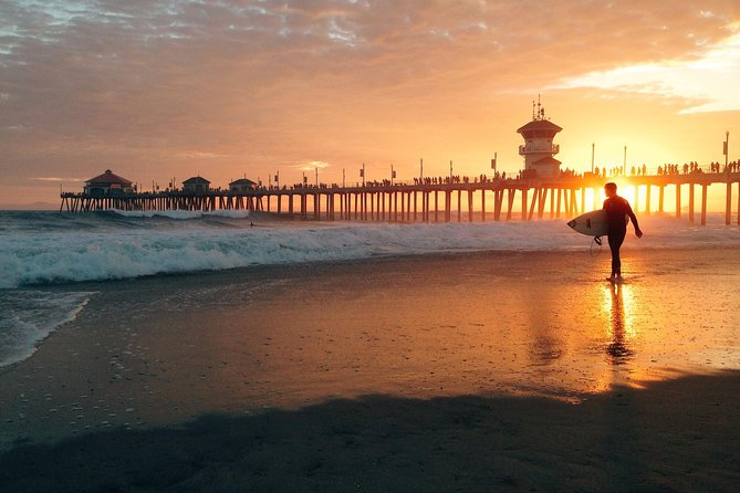 Small-Group Best Beaches in Orange County Day Tour
