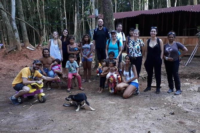 Guarani Tribe Experience: living in indigenous villages in São Paulo