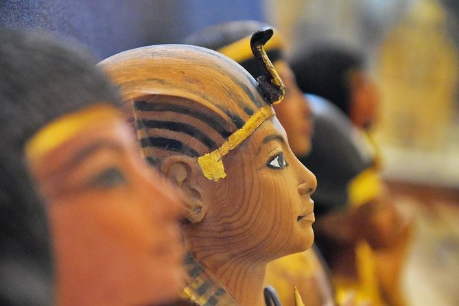 Pyramids, Sphinx, Egyptian Museum, Citadel, Coptic Cairo, & Al-Khalili Bazaar
