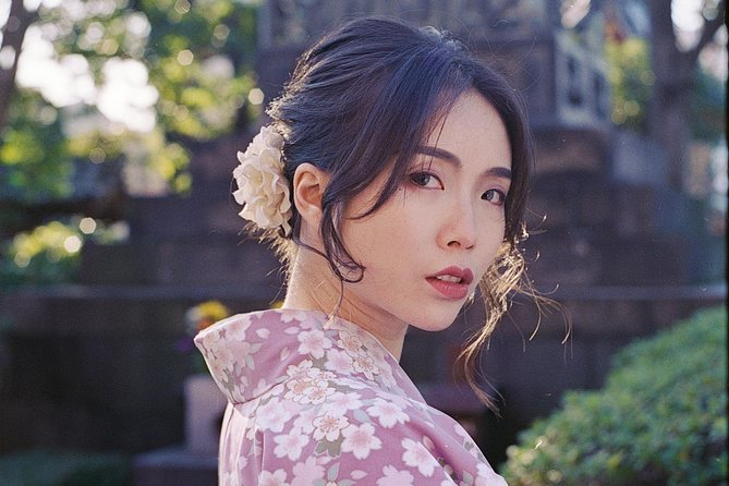 Personal Portrait photoshoot in Tokyo